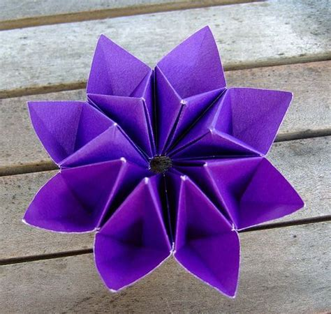 Papercraft Origami Flowers - 272 best images about scrapping cards papercraft on
