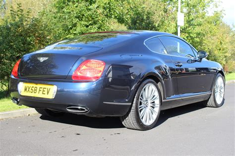 Bentley Care Care For An Ex Cristiano Ronaldo Bentley Continental Gt Speed