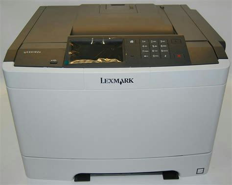 color laser printer scanner lexmark cs510de color laser printer scanner copier fax