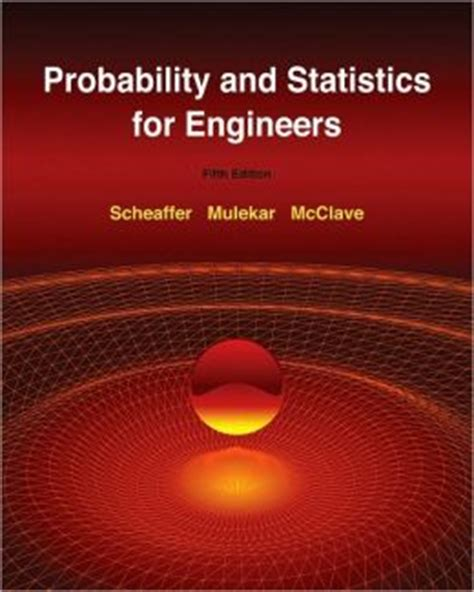 Probability And Statistics For Engineer 8ed probability and statistics for engineers