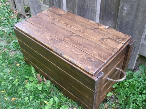 how to build a large wooden toy box quick woodworking projects
