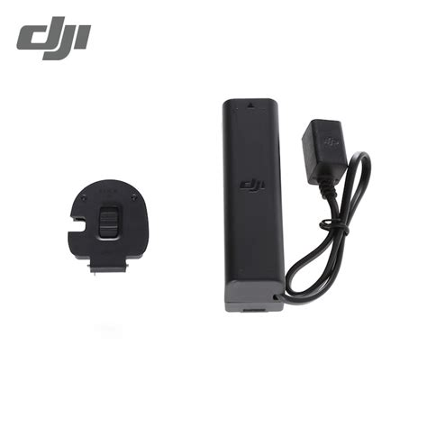 Dji Osmo Free 1 Battery dji osmo external battery extender in gimbal accessories from consumer electronics on aliexpress