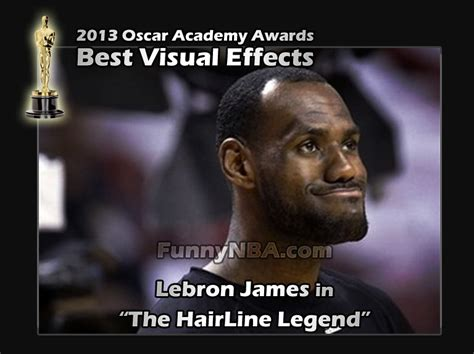 Funny Lebron James Memes - pin lebron hairline jokes end tonight corey brewer start