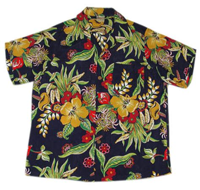 hawaiian pattern t shirt hawaiian style the roots of the aloha shirt collectors