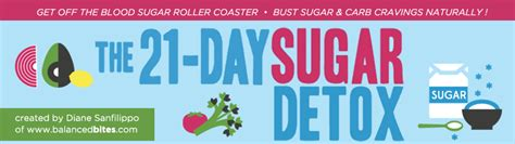 10 Day No Sugar Detox Diet by Sugar Detox Happy Sugar Habits