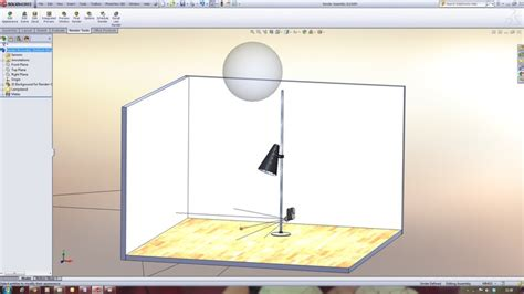 rendering animation with photoview in solidworks grabcad render scene solidworks 3d cad model grabcad