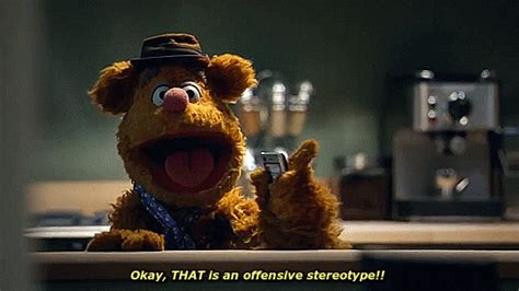 mirror movie clip fozzie bear kermit the frog the muppets cant wait gif find share on giphy
