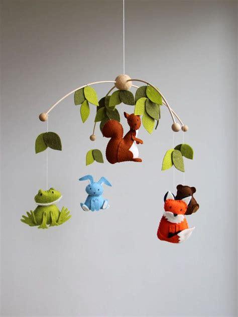 Bilder Für Kinderzimmer Selber Malen by Baby Mobile Basteln