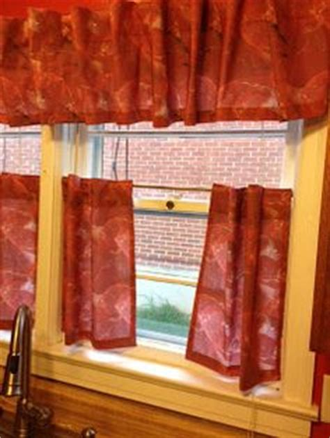 what is a meat curtain the ugly fabric challenge on pinterest challenges boyds