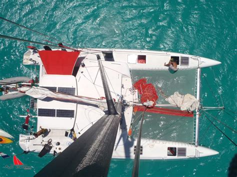 catamaran hire caribbean ts 50 for hire r 233 gis guillemot charter catamaran rental