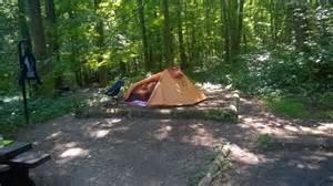 owens creek cground catoctin mountain md 2 hipcer