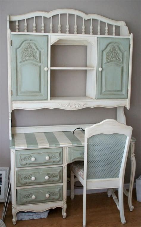 diy furniture diy gorgeous hutch desk makeover for
