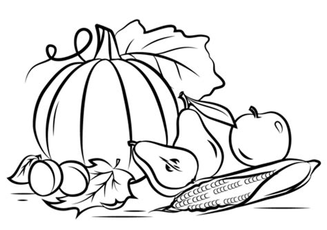 christian harvest coloring pages disegni dell autunno da colorare e stare gratis