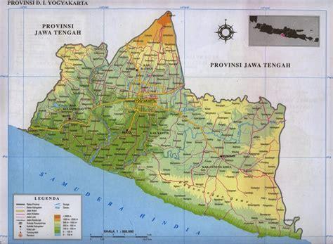 Yogyakarta Special Region list of tourist attractions in yogyakarta special region