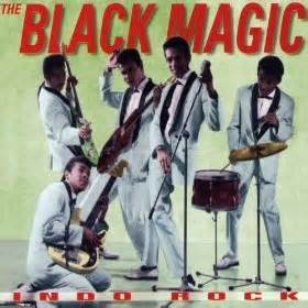 The Black Mage Rock the black magic indo rock mini album sam sam