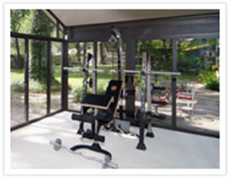 sunroom gym top five sunroom plans