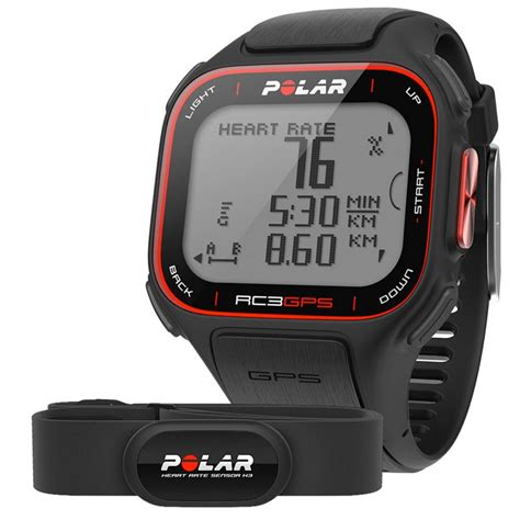 Monitor Gps polar rc3 gps rate monitor