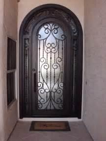 Black Wrought Iron Garden Bench Black Color Fiberglass Exterior Single Doors Wrought Iron