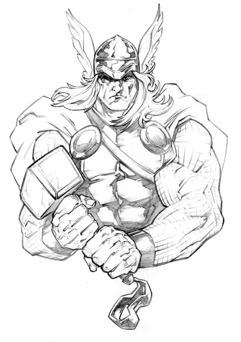 thor coloring pages online printable thor coloring pages for kids 360coloringpages