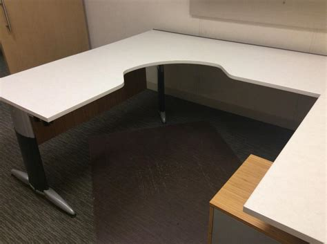 used office desks haworth smed offices height
