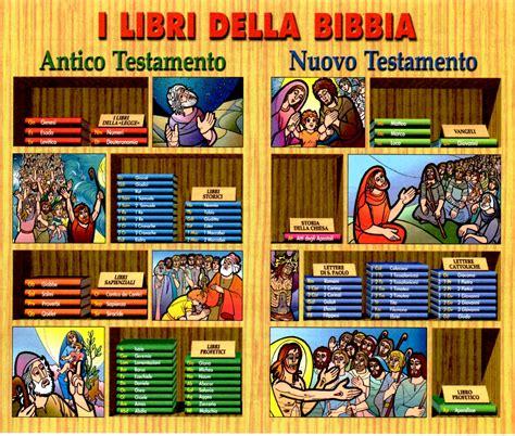 libri nuovo testamento la bibbia