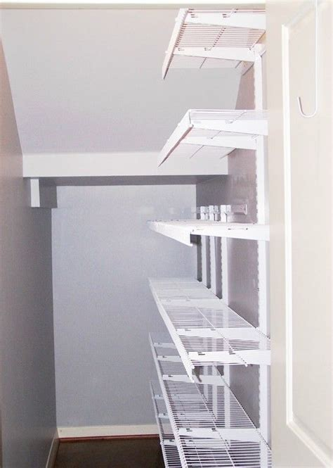 The Stairs Pantry Ideas by The Stairs Pantry Ideas Home Organization Maybe