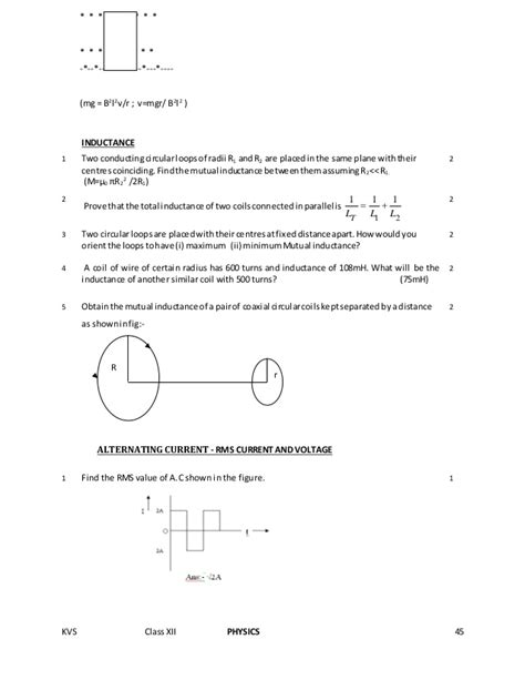 inductance calculator physics calculate inductance circular loop 28 images calculate inductance loop antenna 28 images