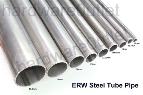 How To Make Pipe L by Erw Steel Pipes 4 Cut Lengths 9 Diameters Available Ebay