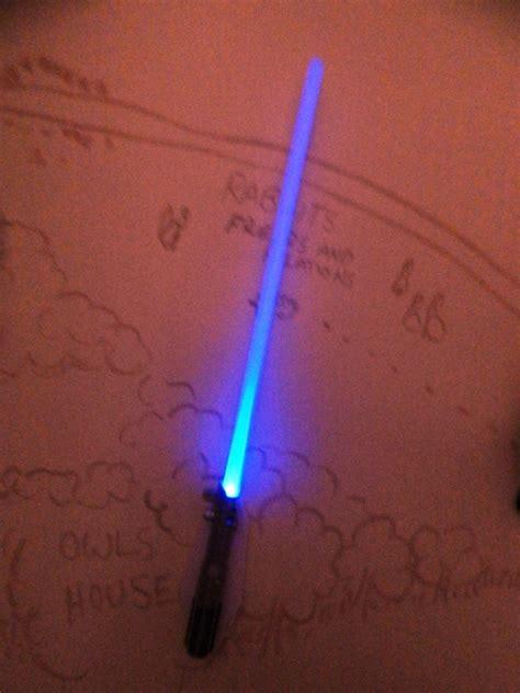 lightsaber room light wars science lightsaber room light
