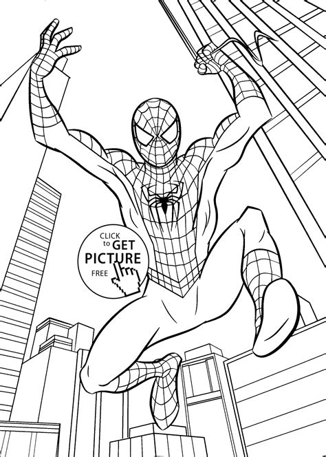 Free Printable Coloring Sheets For Kids Spiderman Cartoons Youtube The Art Jinni Coloring Pages For To Print