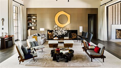 Napa Valley Home Decor Groves Designs A Napa Valley Refuge For A Family Architectural Digest