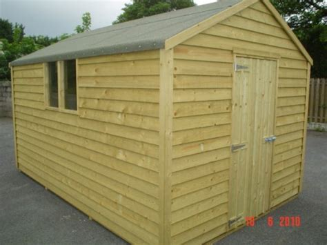 Budget Sheds 8ft X 18ft Budget Shed Garden Sheds For Sale
