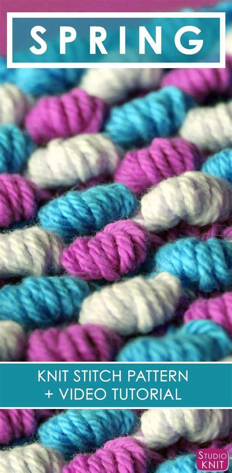 knit tutorial 408 best studio knit stitch patterns images on