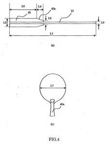 patent ep1473064a1 blade of a table tennis racket and