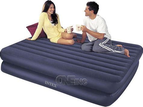 raised comfort airbed
