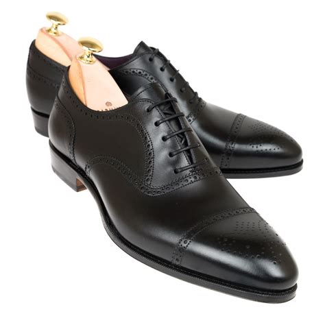 Brogue Oxfords semi brogue oxfords 80251 inca