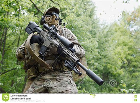 Spesial Kaos Print Umakuka Snipper green berets sniper stock photo image of spec professionals 75143392