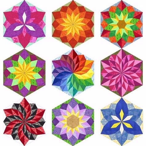 flower pattern names 7 name quilting wish flower 3 sizes pattern