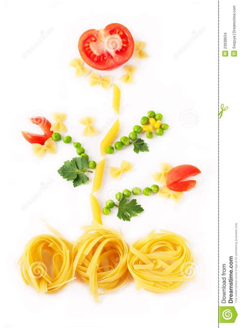 spaghetti ornaments ornament from a spaghetti tomatoes stock images image