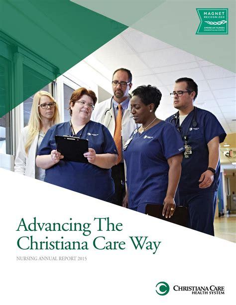 christiana hospital emergency room christiana care 2015 nursing annual report by christiana care health system page 1 issuu