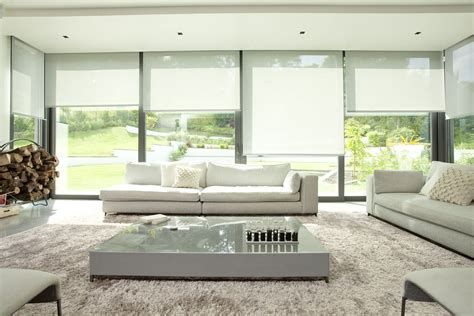 Amazing Curtains For Large Living Room Window #2: Roller-curtains-living-room-ideas-2.jpg
