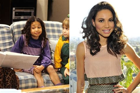 denise from full house geeky to gorgeous child stars washington eyes and denzel washington