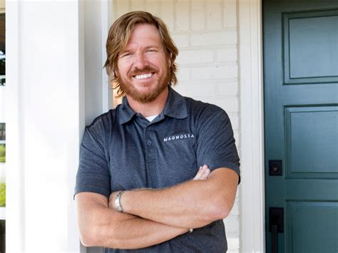 chip gaines man of his word chip gaines gets one serious haircut