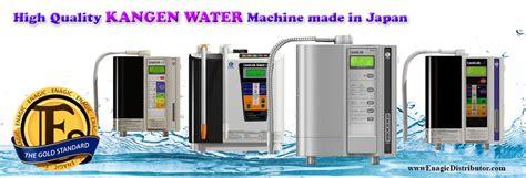 Resmi Mesin Kangen Water home www enagicdistributor