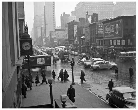 oldnycphotos 34th 8th avenue 1950 chelsea