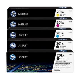 Toner 201 A Color Original hp 201a cf400a 401a 402a 403a original black colour