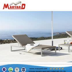 My Factory Chaise by China Outdoor Furniture Manufacturer Garden Furniture