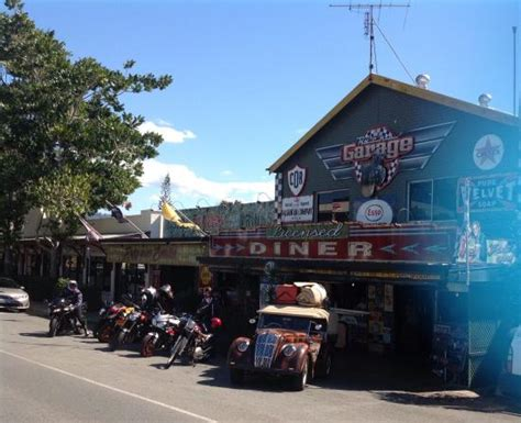 Ricks Garage by The One Picture Of Ricks Garage Palmwoods