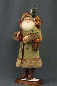 Handcrafted World Santas - santa doll dolls santa di cacao by soto for