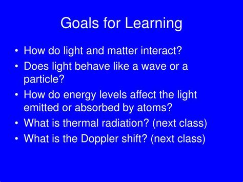 How Does Light Behave When It Interacts With Matter by Ppt Light And Matter Chapter 5 Light Powerpoint
